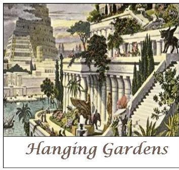Ancient Civilizations Gardens Of Babylon Hanging Garden Tower Of Babel