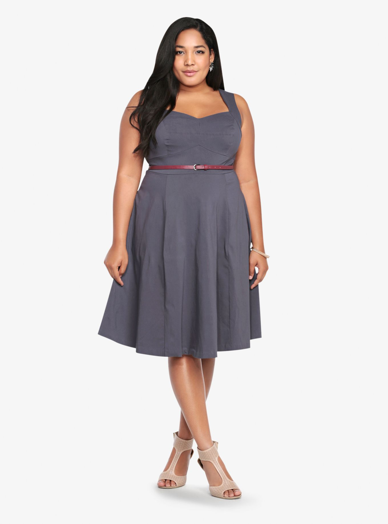 Dress size 24 torrid dress 24 torrid black and white draped v neck - 10 Plus Size Wear To Work Options To Play In