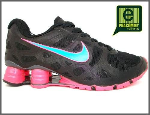 a0b567658 ... tenis zapatillas nike shox turbo +12 dama  womens ...