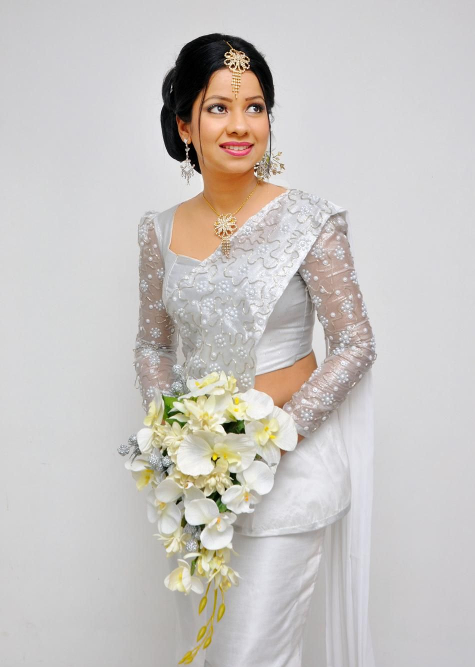 Sri Lankan bride | The Sri Lankan bride | Pinterest | Wedding