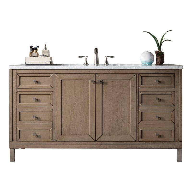 Whitworth 60 Single Bathroom Vanity With Images Single