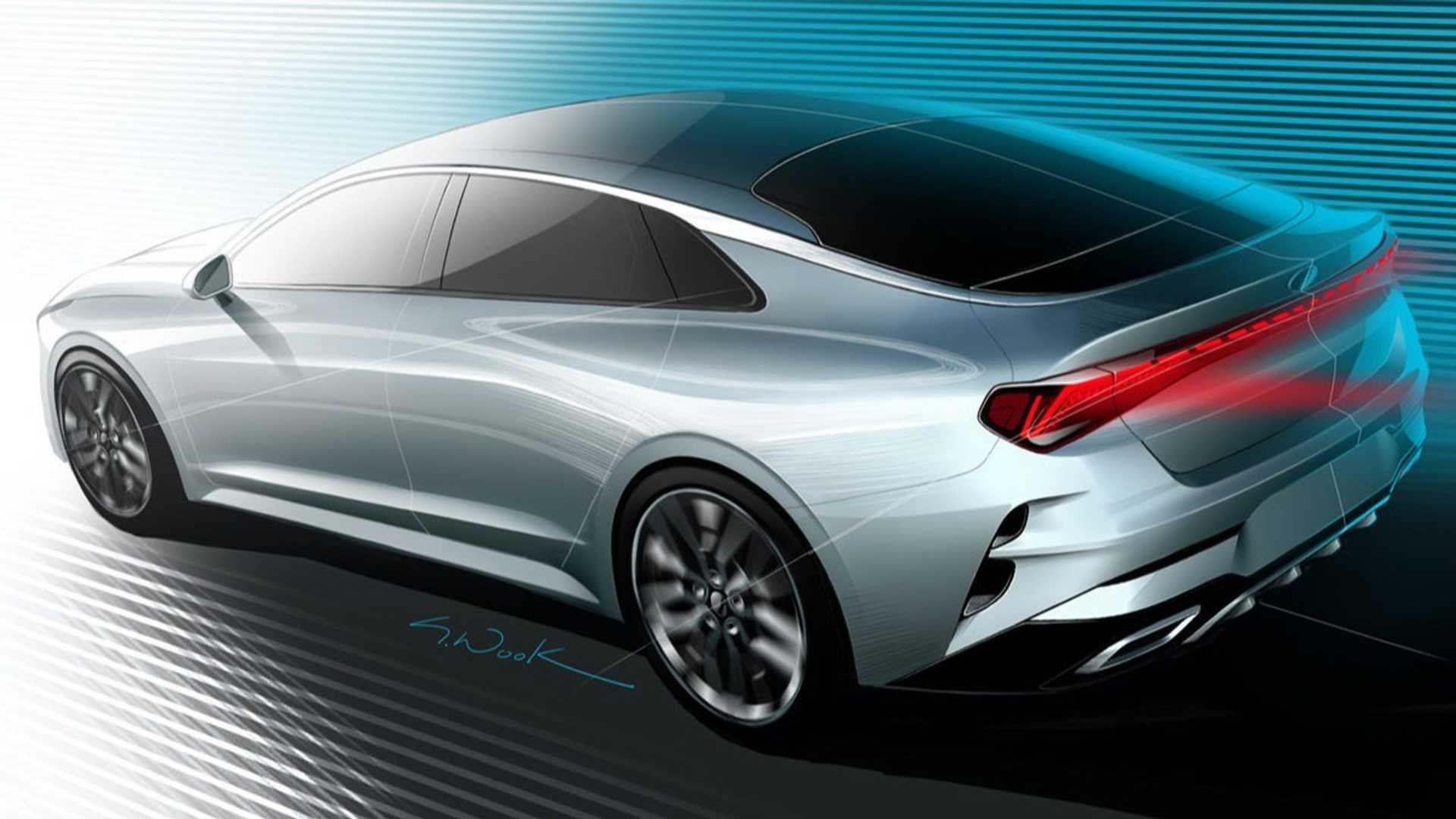 2021 Kia Gt Coupe New Review Kia Optima Pontiac Gto Kia