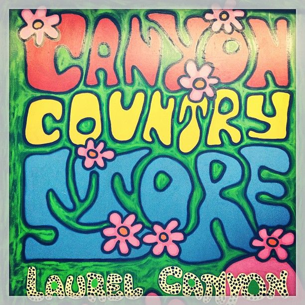Hippy Dippy #LaurelCanyon