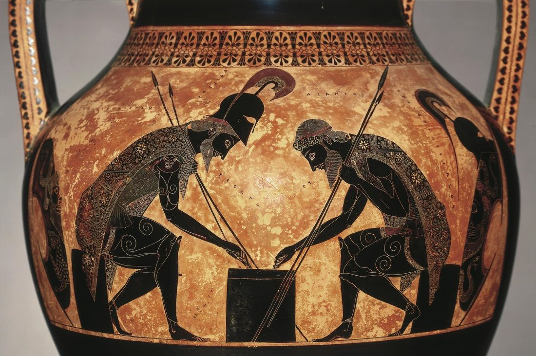 About thirty years after the franois vase was made the master of about thirty years after the franois vase was made the master of the black reviewsmspy