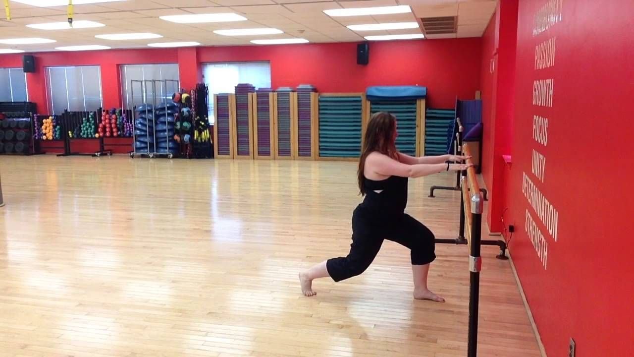 Leg Sculpting Series At The Barre Barre Workout Barre Get Fit