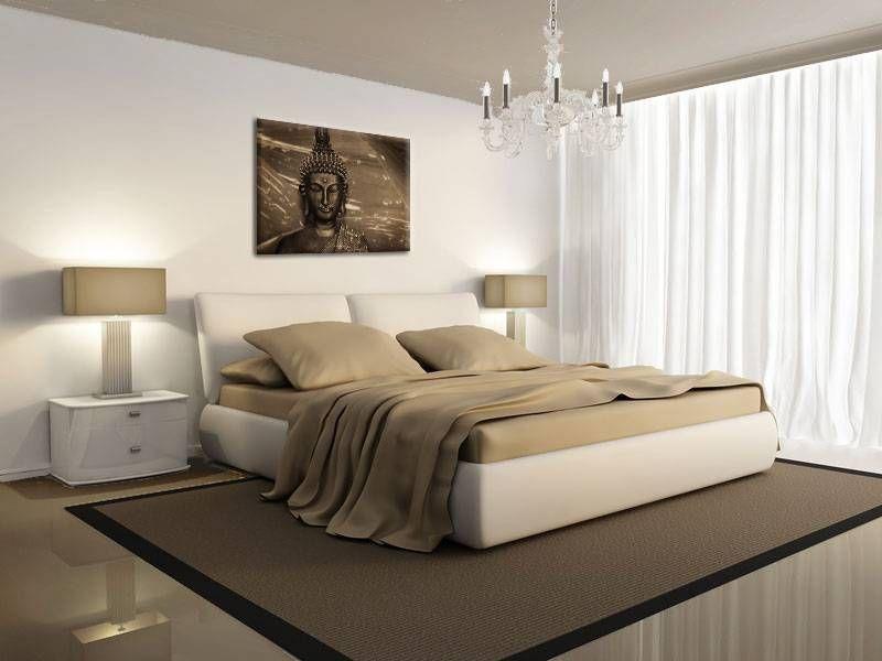 Buddha-slaapkamer | slaapkamer ideeën | Pinterest