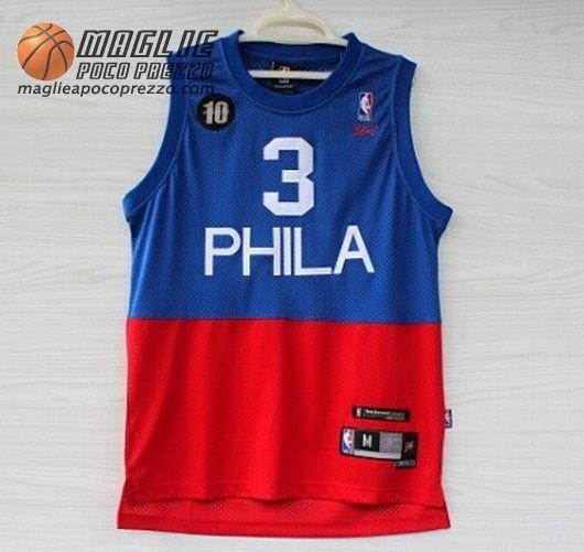 maglie basket nba poco prezzo  Canotte Nba Philadelphia 76ers ... 24379293885e