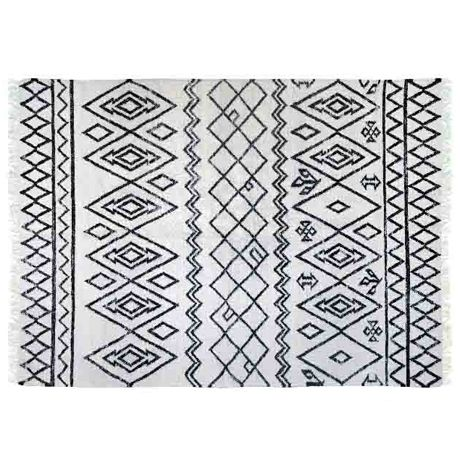Melibu Floor Rug 200x300cm In White From Freedom Furniture For 599