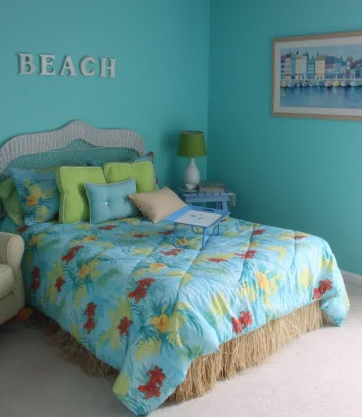 Bedroom Teenage Girl Beach Theme Bedroom Designs