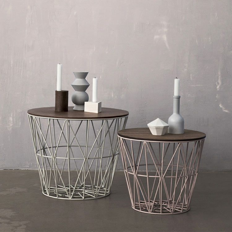 Homedesignideas Eu: 10 Modern Side Tables For A Scandinavian Home Design