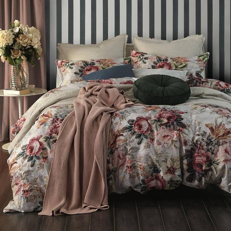 Vintage Duvet Cover Set Duvet Cover Master Bedroom Duvet Cover
