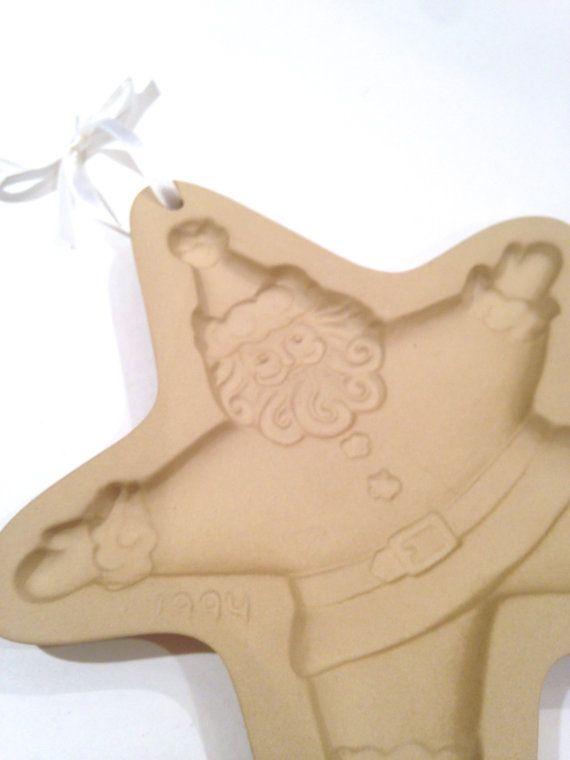 1994 limited edition Star Santa Brown Bag by LisaLiYesterYears