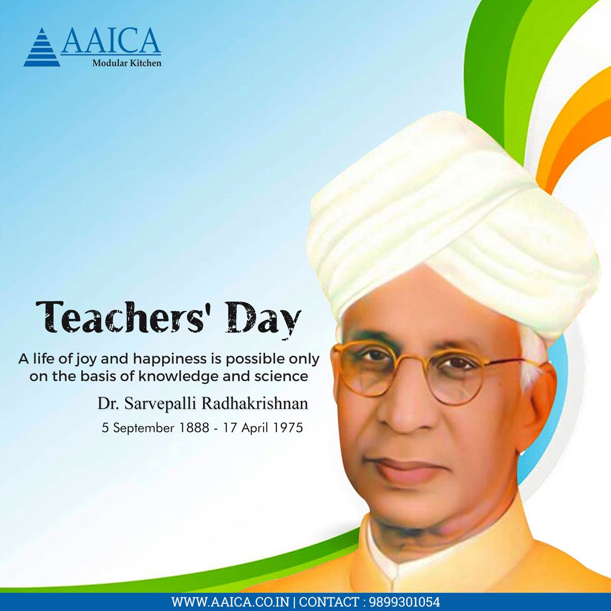 Since 1962 Teachers Day Commemorates The Birthday Of Dr Sarvepalli Radhakrishnan A Great Teacher A Happy Teachers Day Teachers Day Teachers Day Celebration