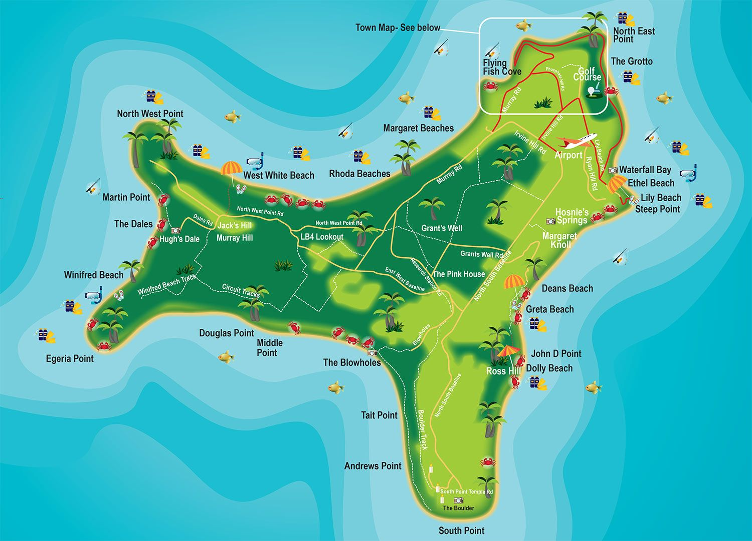 Travel to Christmas Island - A Complete Visitors Guide ... on pitcairn islands, solomon islands, kauai island outline map, antarctica map, easter island map, pitcairn islands map, usa government map, marshall islands, asia map, fiji map, solomon islands map, cayman islands, northern mariana islands, cocos islands, south georgia and the south sandwich islands, faroe islands, pacific isles map, australia map, mcdonald islands map, islands of kiribati map, indian ocean, new caledonia, pacific ocean map, macau map, united states minor outlying islands map, southeast asia, cook islands, turks and caicos islands, maldives map, galápagos islands map, nauru map, sunset island ocean city maryland map, norfolk island, pacific islands map,