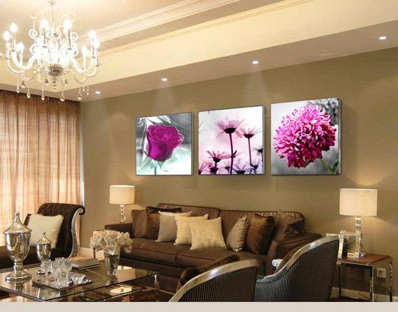 Cor parede sala tv pinterest cores parede paredes e for Decoracion en pared para salas