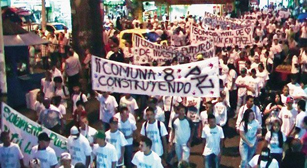 La otra paz que vive en Medellín
