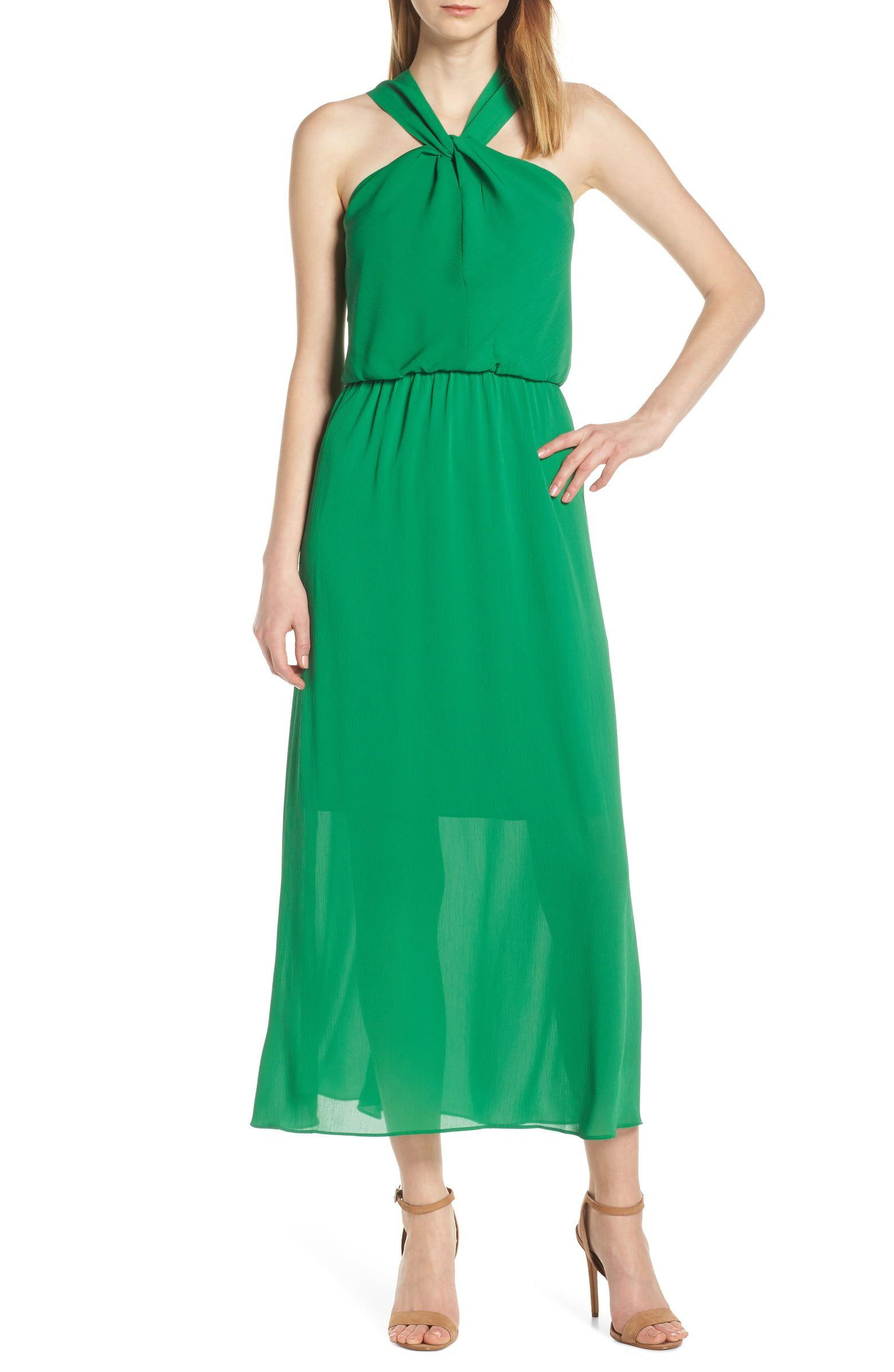 Sam Edelman Crisscross Neck Maxi Dress Nordstrom Nordstrom Dresses Maxi Dress Dresses