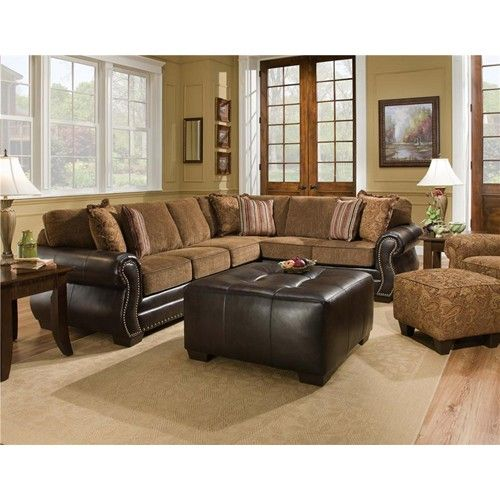 Superbe Corinthian Lagrange Sofa   Ivan Smith Furniture   Sofa Sectional Arkansas,  Louisiana, Texas Furniture