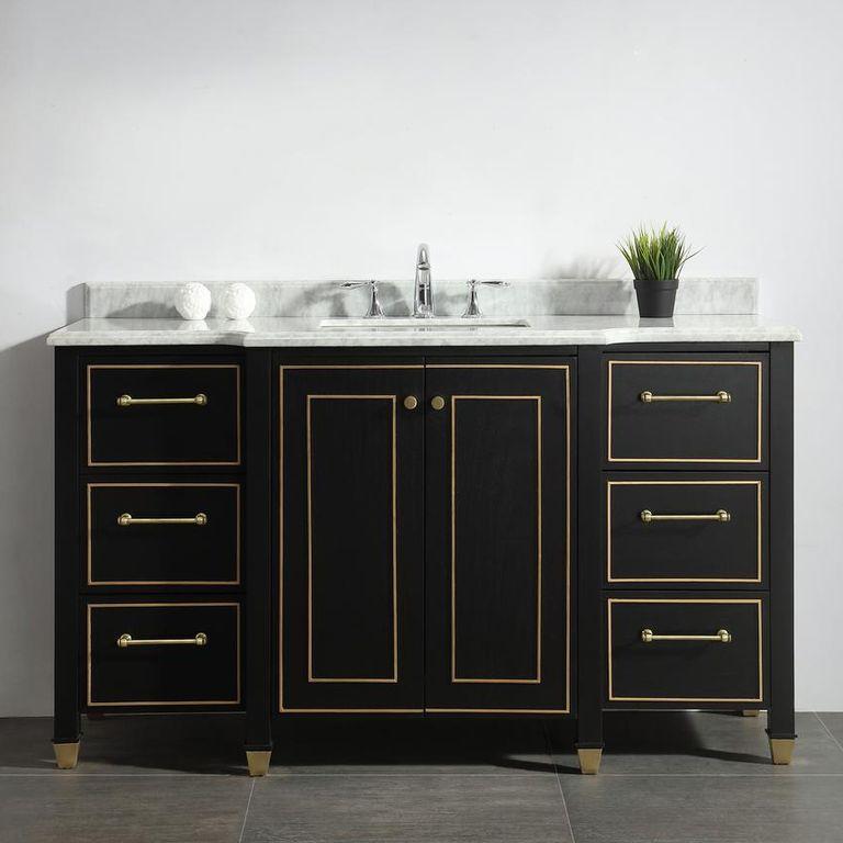 Where To Buy Bathroom Vanities On Every Budget In 2020 Buy Bathroom Vanity Marble Vanity Tops Bathroom Vanity Store