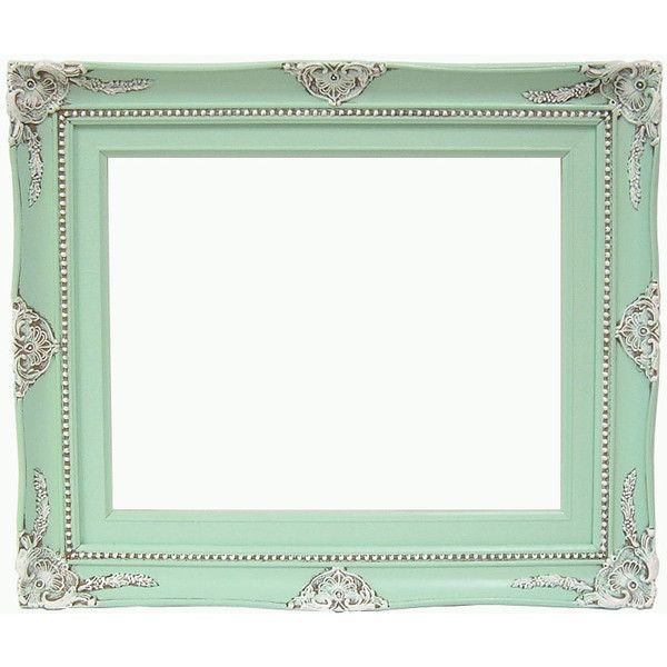 Mint Green Wedding Frame Home Decor Ornate Shabby Chic Picture Frame
