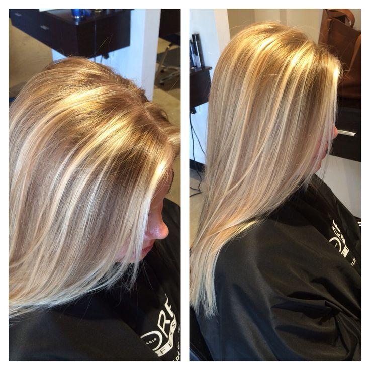 highlight lowlight dimension blonde Google Search Hair