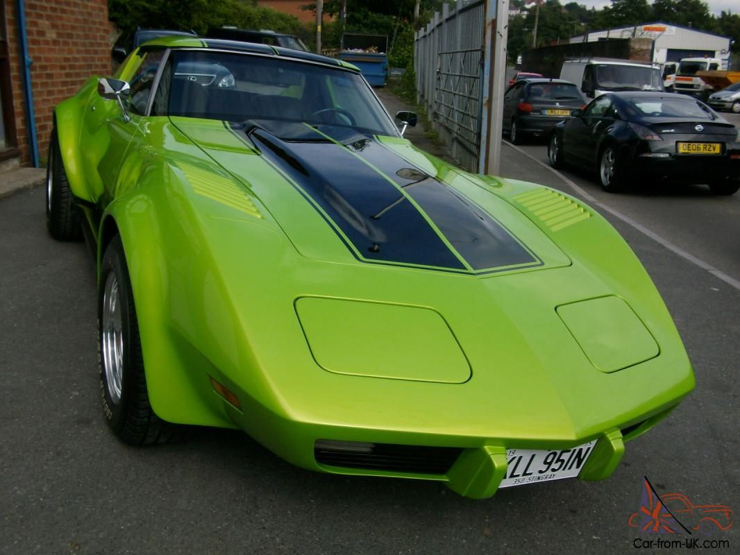 1975 Chevrolet L82 Corvette Stingray C3 5.7Ltr Chevy V8