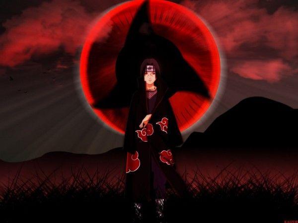 Itachi Uchiha Wallpaper Hd Con Imagenes Naruto Sharingan