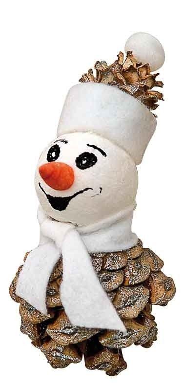 Salignumzapfen - Weihnachten