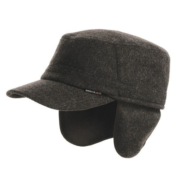 f69d0e1ee61 Gottmann Wool Army Hat with Ear Flaps (For Men)