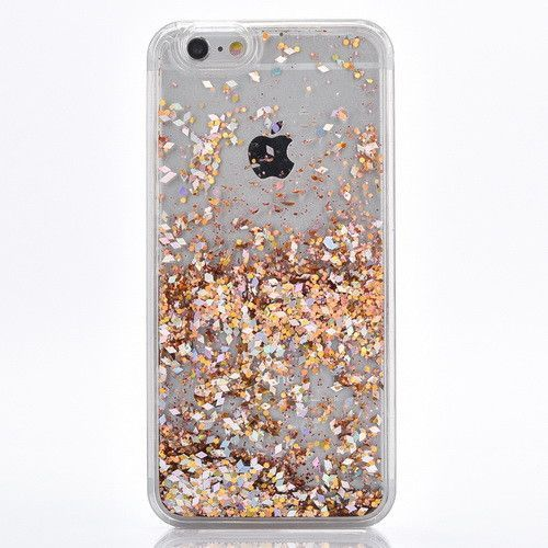 hot sale online 270e3 9572b Gold Cascading Glitter Case for iPhone 7 7 Plus | Phone Cases ...