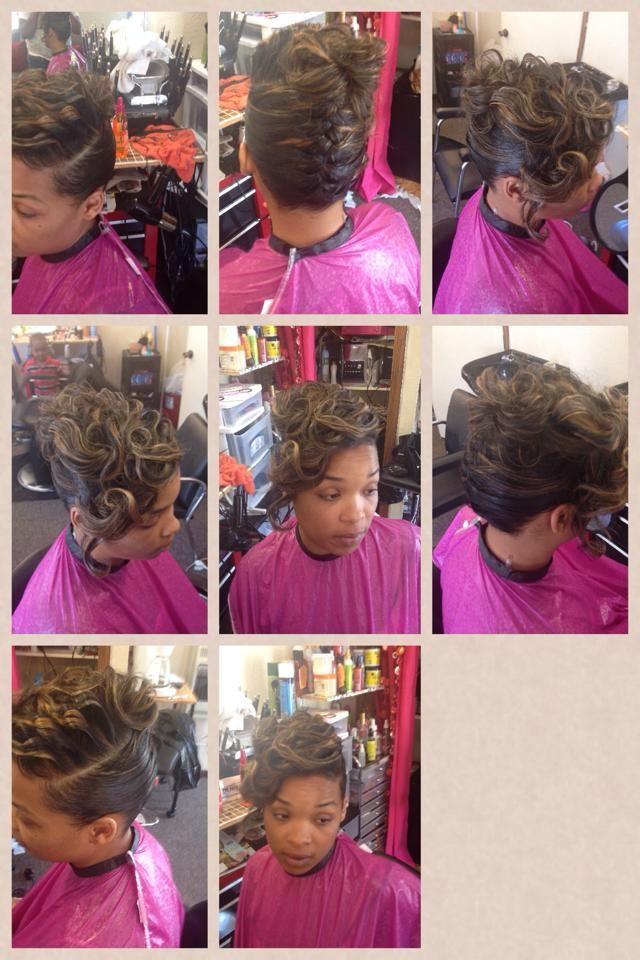 Pin By Miquela Alderete On Hair Salons Nationwide Black Hair Salons Black Hair Stylist African American Hair Salons
