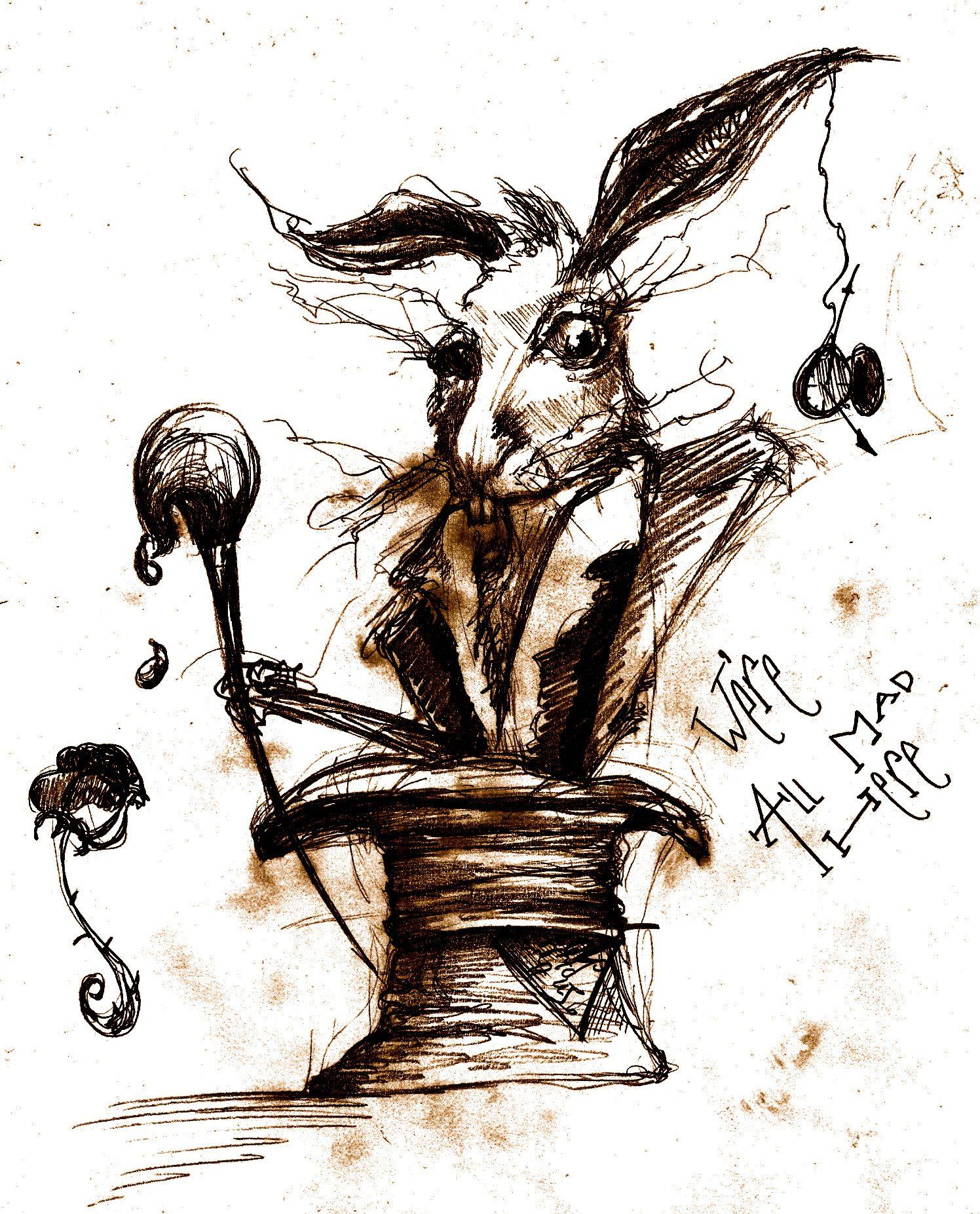 c694db8728b Alice In Wonderland