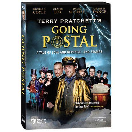 Going postal terry pratchett online dating