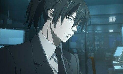 Nobuchika Ginoza. He's so hot! I love him so much!