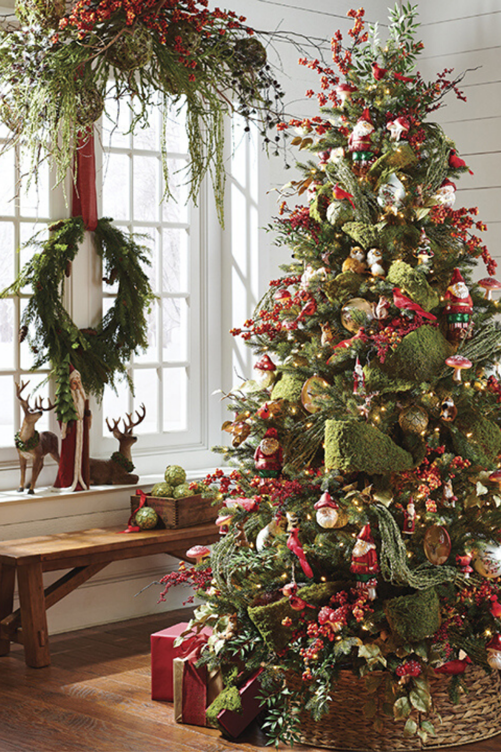 Up Shipping And Returns Refund Policy Terms Of Service Privacy Policy Copyright C 2020 Trendy Tree In 2020 Woodland Christmas Decor Red Christmas Decor Christmas Lodge