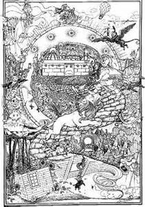 oz the emerald city Colouring Pages   Coloring   Pinterest   Emerald ...