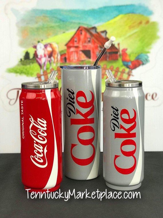 Coke  CocaCola 20 oz acrylic tumbler collectible