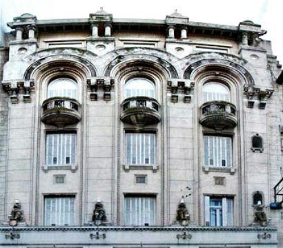 Gárgolas en Bahía Blanca