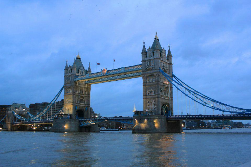been here! Tower Bridge, London, England