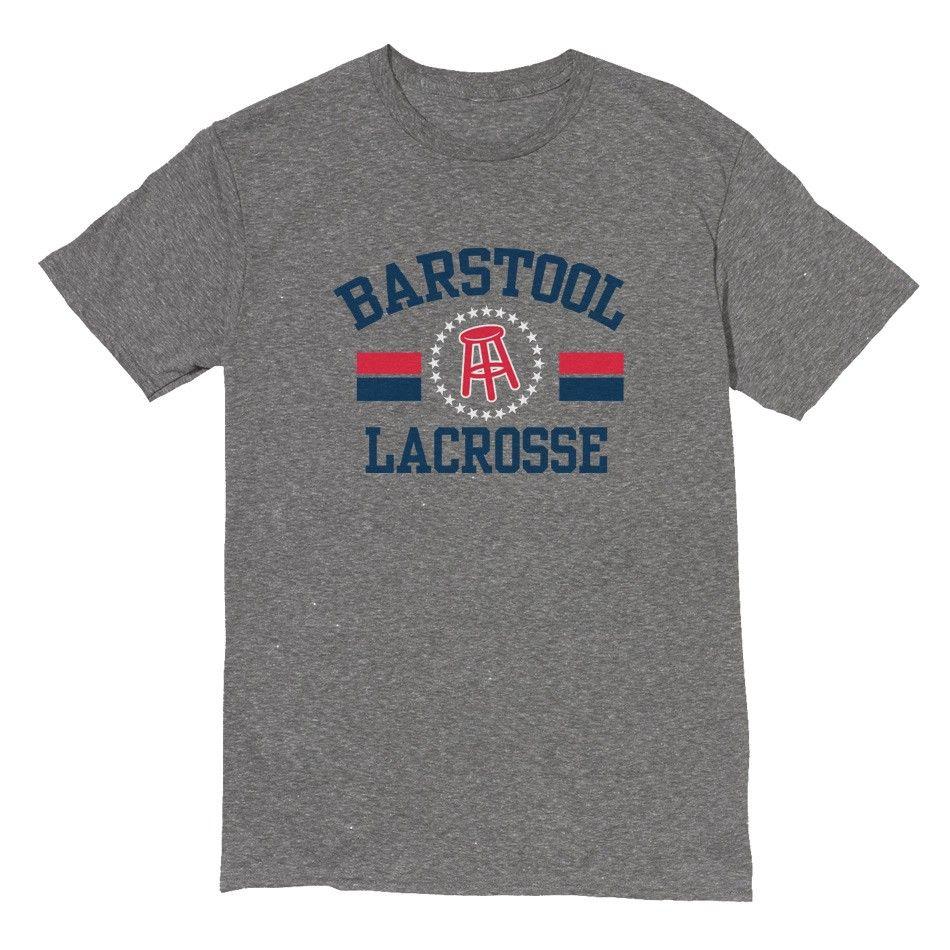 LacrosseUnlimited Barstool Sports Lacrosse Tee