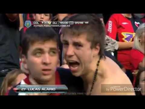 Fútbol argentino goles último minuto