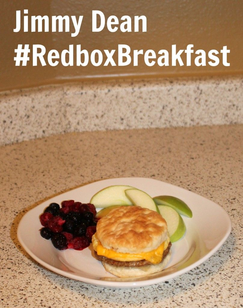 Jimmy dean sausage egg and cheese breakfast sandwich