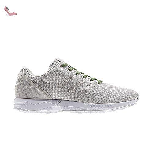 adidas Zx Flux, Mocassins Homme, XX, Noir (Cblack/Cblack/Cblack), 38 EU