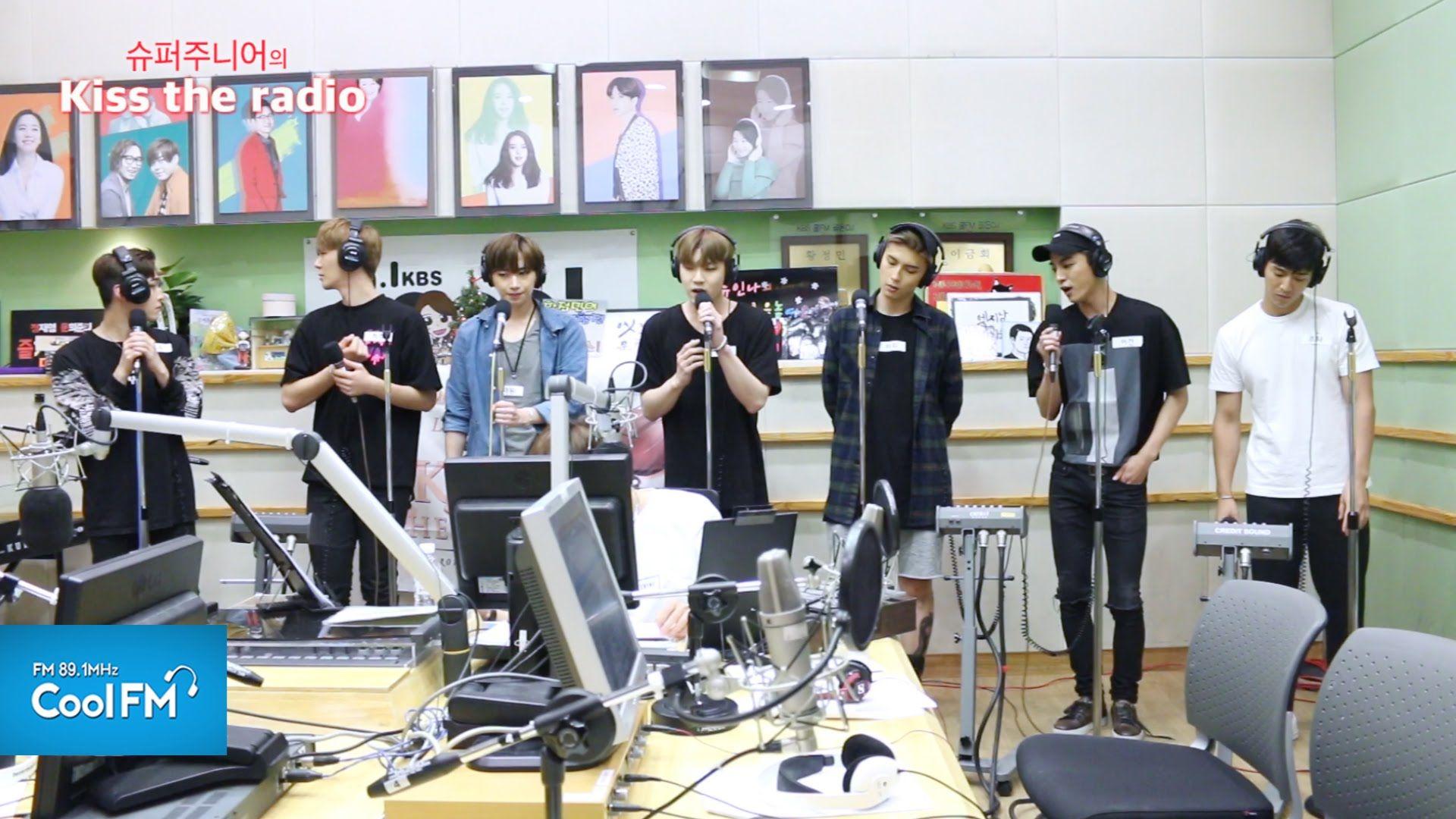 매드타운 MADTOWN '빈칸' 라이브 LIVE / 160722[슈퍼주니어의 키스 더 라디오]