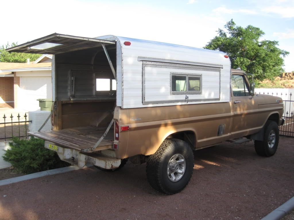 Looking For Suggestions On Building The Inside Of My Camper Shell