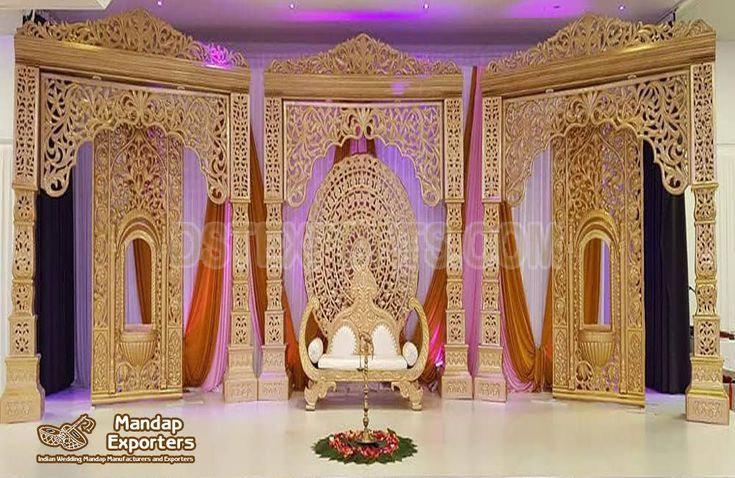 #Exclusive #Bollywood #Theme #Wedding #Stage