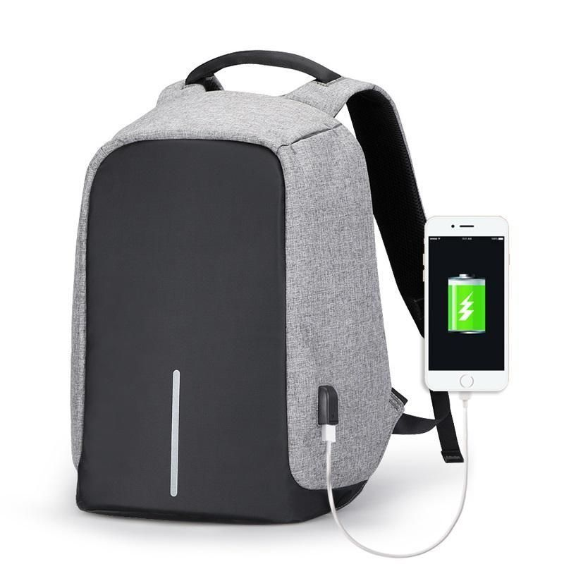 87f493c2cf81 Anti-Theft Original Multifunctional Travel   Laptop Backpack with USB - 15.6  inch