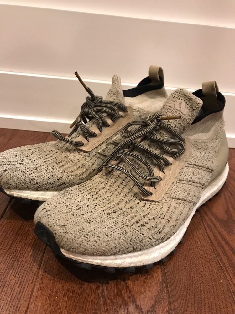 3254c5cd01f ... and more on Athletic Shoes by Cathi Dollard. ADIDAS Ultra Boost ATR All  Terrain Tan Men s size 10 Authentic  fashion  clothing