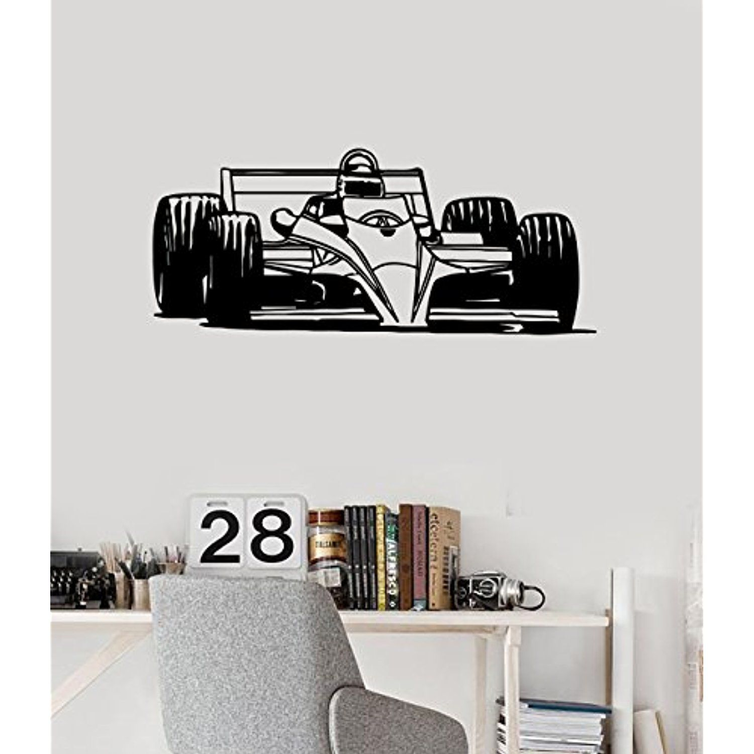 Wall Stickers Vinyl Decal Sports Car Racing Formula 1 Race Car Ig1429 See This Great Product This Is An A Wall Stickers Wall Stickers Murals Vinyl Decals [ 1500 x 1500 Pixel ]
