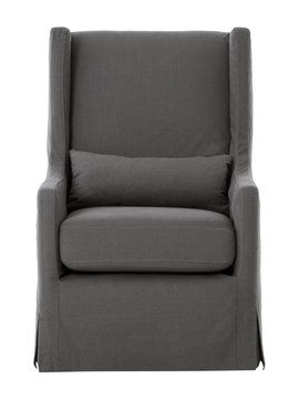 Four Hands Swivel Wing Chair With Images Wing Chair Four